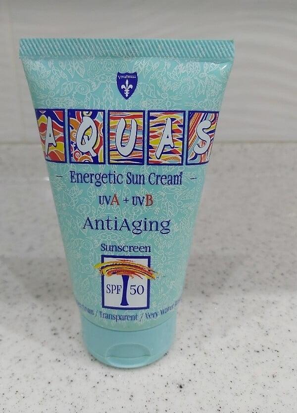 Aquas Anti Aging Güneş Kremi Spf50