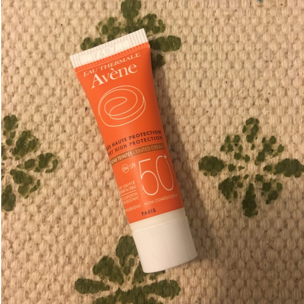 Avene Cream Spf50+ Tinted Cream