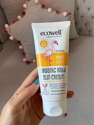 Ecowell Gunes Kremi