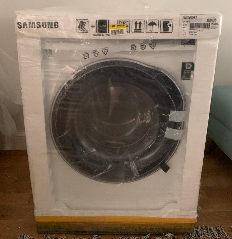 Samsung Ww10n644rbw:ah