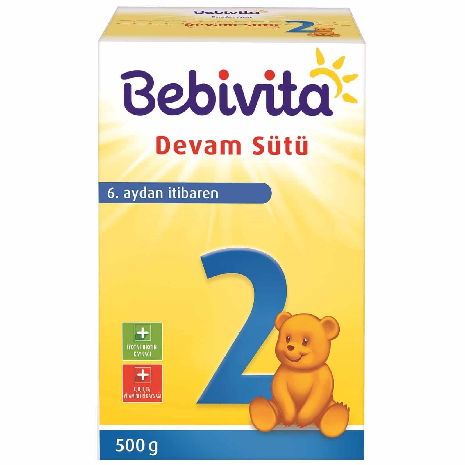 Bebivita Devam Sütü