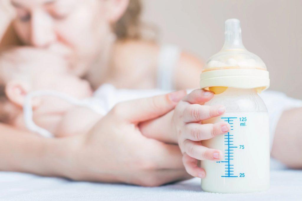 Ne Zaman Formül Mama (Bebek Sütü) Verilmeli