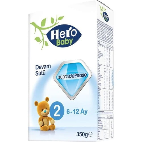 Hero Baby Nutradefense Devam Sütü