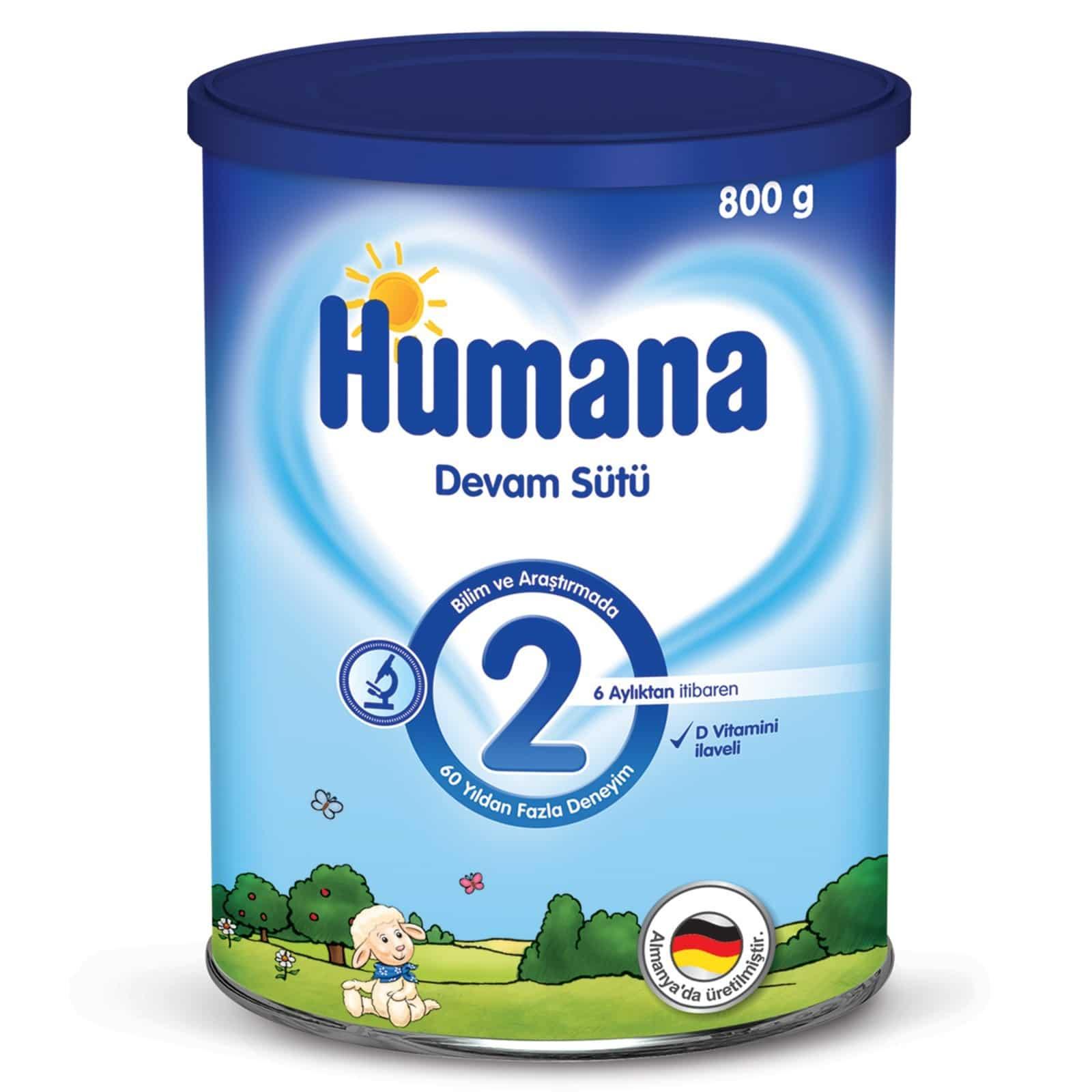 Humana Devam Sütü