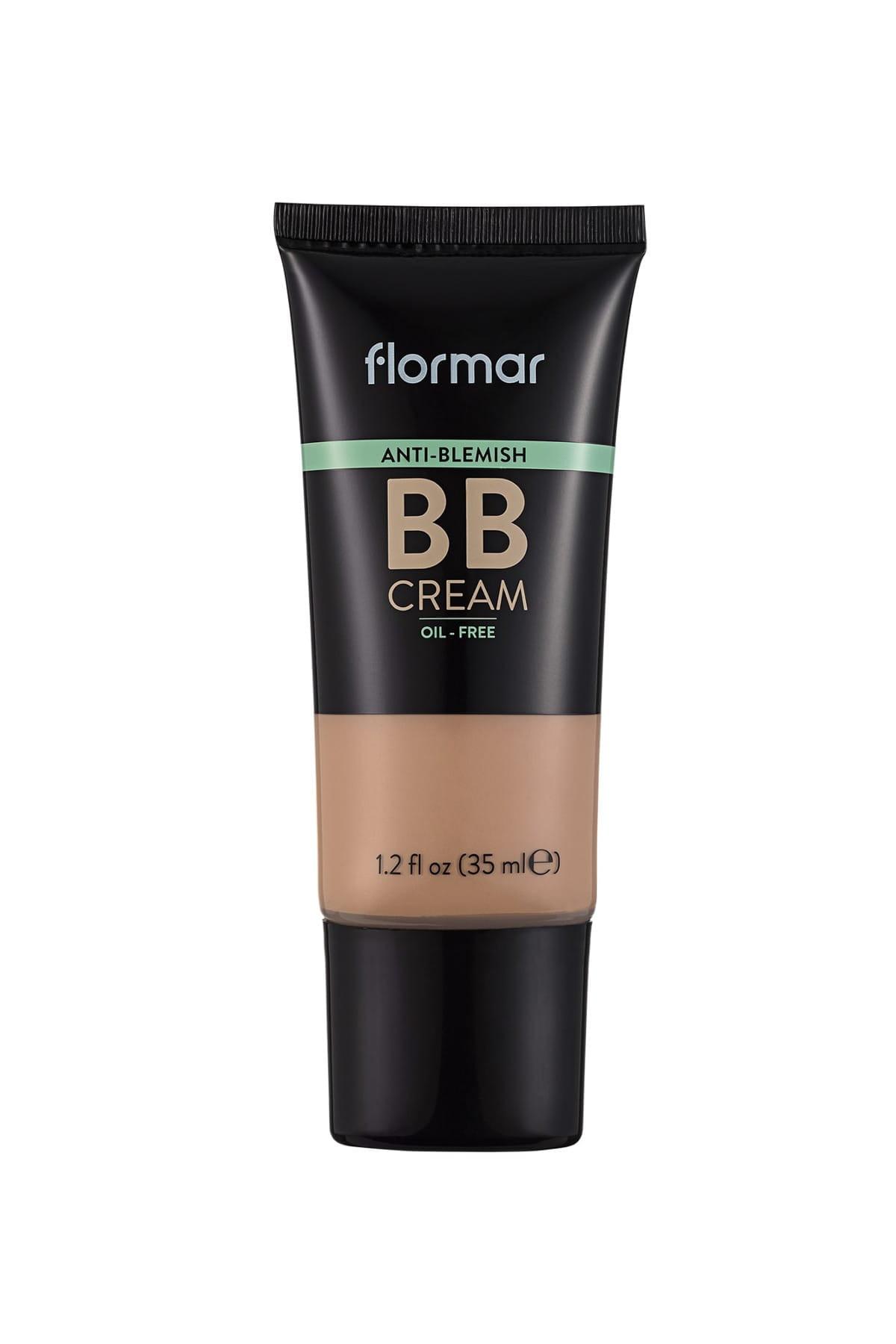 Yağlı Ciltler İçin En İyisi: Flormar BB Krem Anti-Blemish AB03 Light