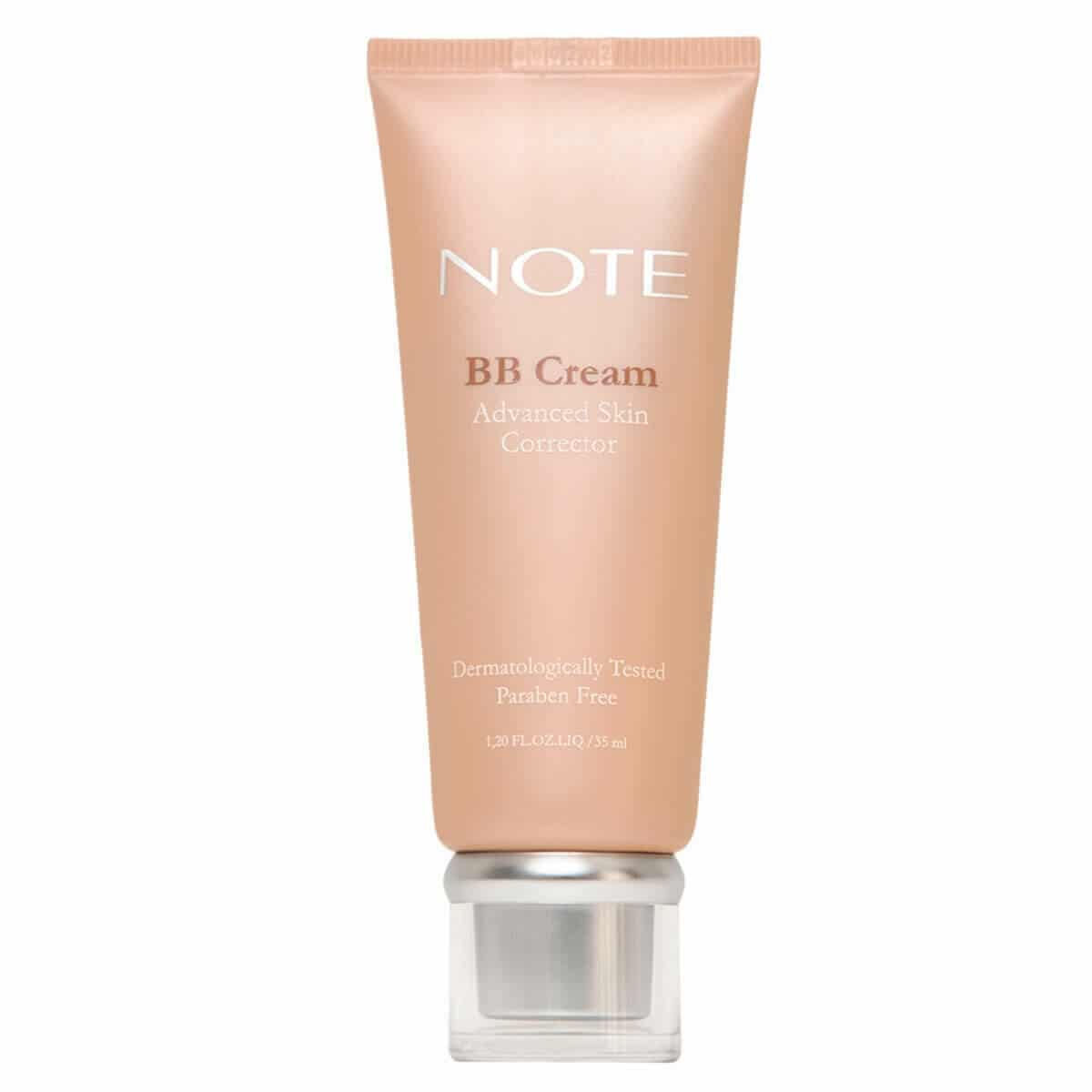 Note BB Cream No 01