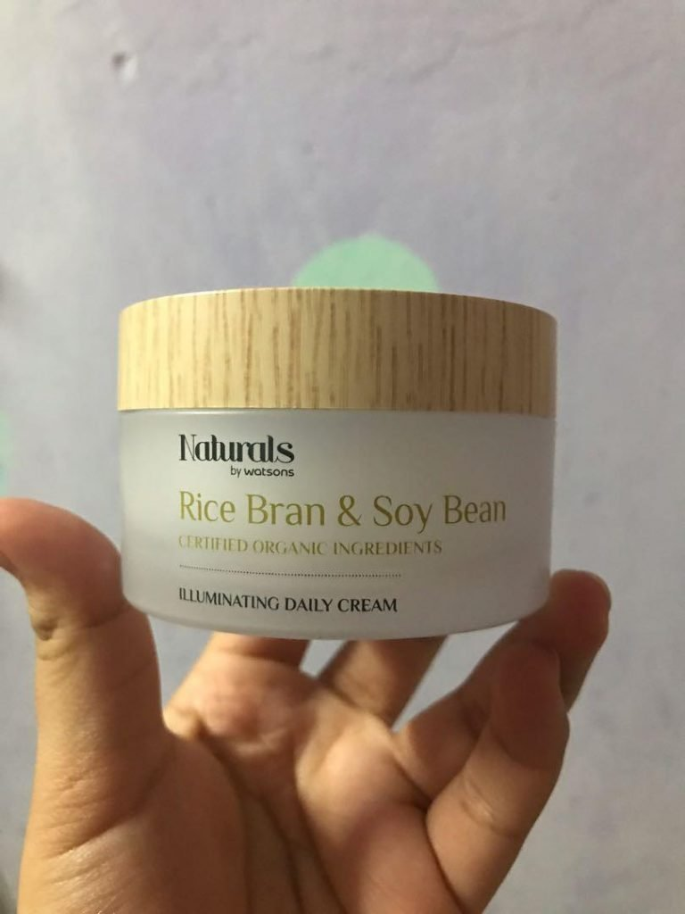 Naturals By Watsons Rice Bran And Soy Bean