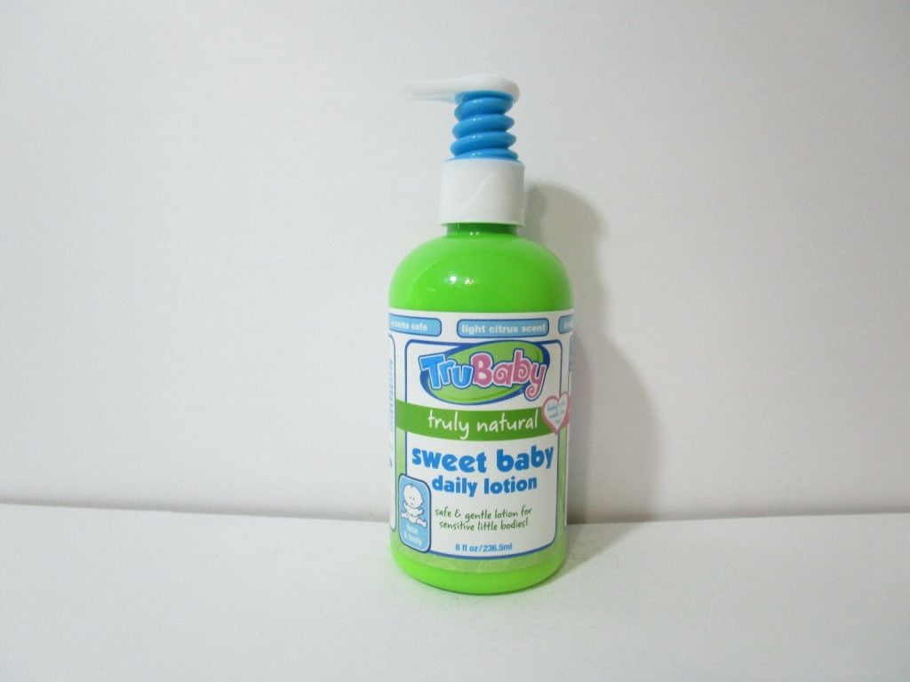 Trukid Trubaby Sweet Baby Daily Lotion