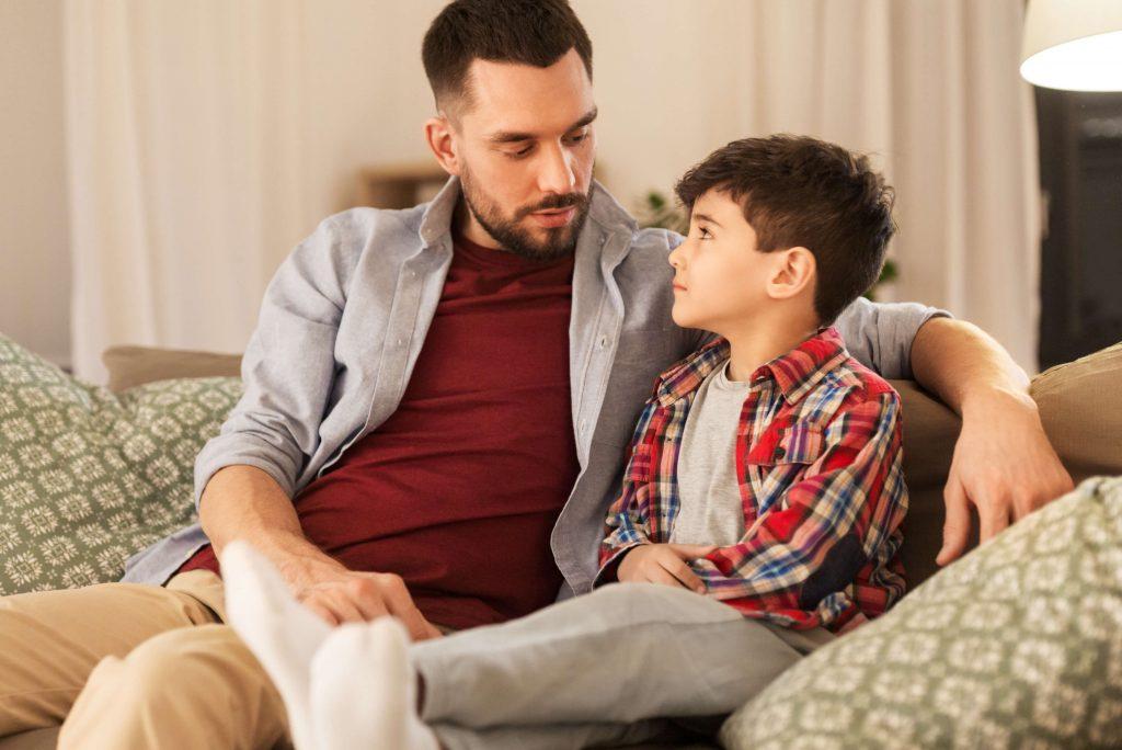 Çocuklarınızla konuşun, onları dinleyin ve korkularını keşfedin