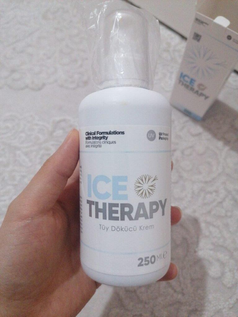 Ice Therapy Tuy Dokucu