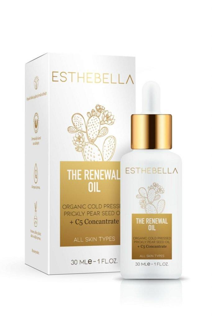 ESTHEBELLA The Renewal Oil