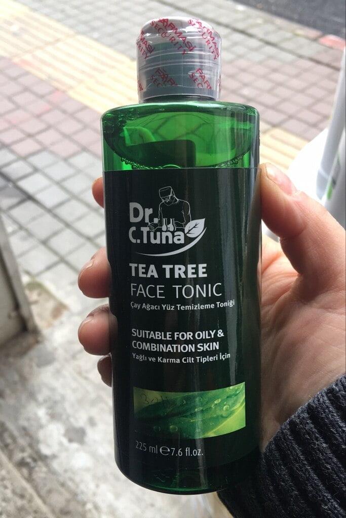 Farmasi Dr. C Tuna Çay Ağacı Yağı Yüz Yıkama Jeli
