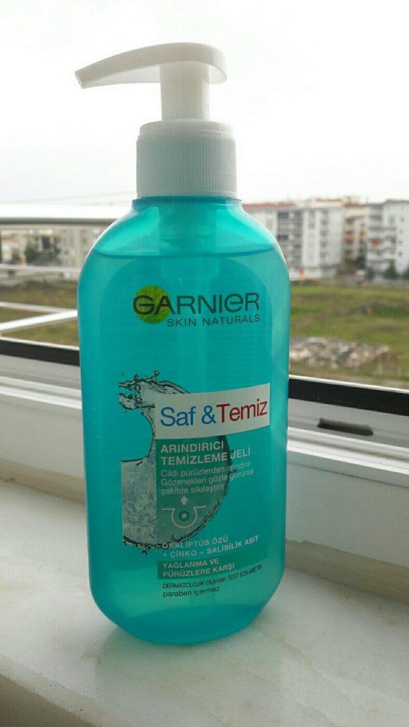 Garnier Saf & Temiz