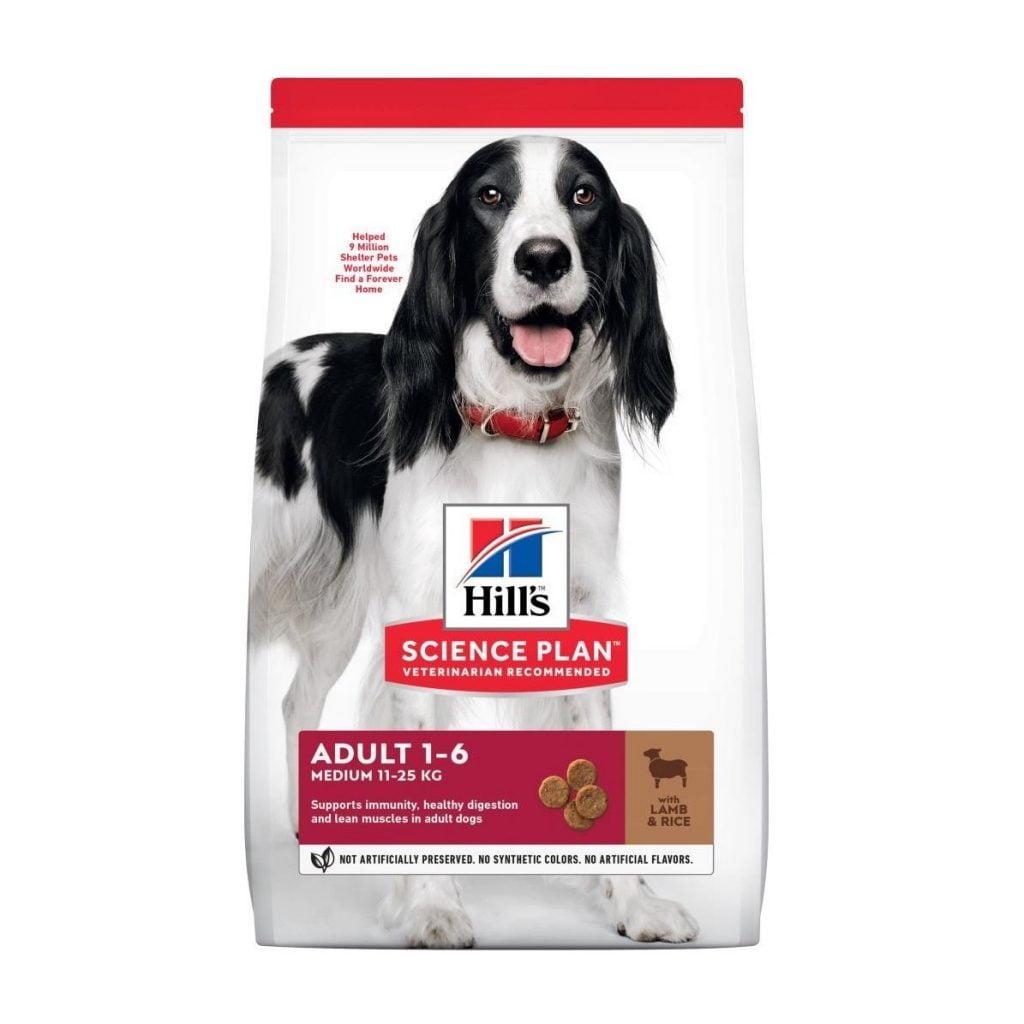 Hill's Advanced Fitness Kuzulu ve Pirinçli Orta Irk Yetişkin Köpek Maması 14 kg
